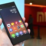 โทรศัท์มือถือ Xiaomi Mi3 เวอร์ชั่น inter Snapdragon 800 ซิม 3G ทุกค่าย 64 GB สีดำ