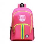 กระเป๋าสะพายหลัง EXO XOXO สีชมพู-เขียว