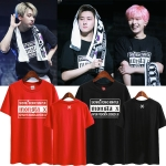 เสื้อยืด (T-Shirt) MONSTA X Japan Showcase