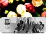 เข็มกลัด/ป้ายชื่อ EXO XOXO