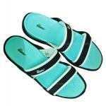 รองเท้า PataPata 2 สายสีน้ำเงิน-ฟ้า