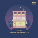 อัลบั้ม (#ASTRO) - DREAM PART.01 (4TH 미니앨범) NIGHT VER.