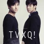 TVXQ SM Artist 2014 Season Greeting