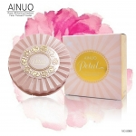 AINUO Rose Whitening Flawless Petal Pressed Powder 17g