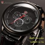นาฬิกาข้อมือชายแฟชั่น Shank Sport watch SH097