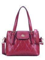 กระเป๋าแฟชั่น Maomaobag - 078 สี Red (FREE จัดส่ง)