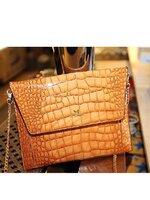 กระเป๋าแฟชั่น Maomaobag - 051 สีน้ำตาล (พร้อมส่ง)