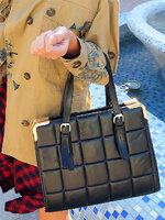 กระเป๋าแฟชั่น Maomaobag - 073 สี Black (FREE จัดส่ง)
