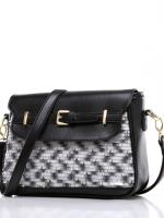 กระเป๋าแฟชั่น Axixi - 193 สี Black (พร้อมส่ง)