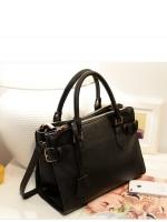 กระเป๋าแฟชั่น Axixi - 031 สี Black (FREE จัดส่ง)