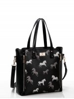 กระเป๋าแฟชั่น Axixi - 231 สี Black (Free จัดส่ง)