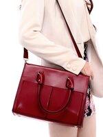 กระเป๋าแฟชั่น Axixi - 223 สี Red (Free จัดส่ง)