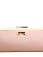 กระเป๋าแฟชั่น CD - 012 สี Pink  (FREE จัดส่ง)