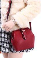 กระเป๋าแฟชั่น Axixi - 244 สี Red (Free จัดส่ง)