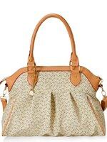 กระเป๋าแฟชั่น IW - 002 สี Khaki (FREE จัดส่ง)