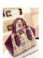 กระเป๋าแฟชั่น XC - 004 สี Violet (FREE จัดส่ง)