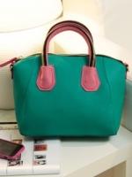 กระเป๋าแฟชั่น Axixi - 106 สีเขียว (Free จัดส่ง)