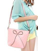กระเป๋าแฟชั่น Axixi - 134 สี Pink (Free จัดส่ง )