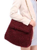 กระเป๋าแฟชั่น Axixi - 234 สี Red (Free จัดส่ง)