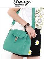 กระเป๋าแฟชั่น Axixi - 128 สีเขียว (Free จัดส่ง )