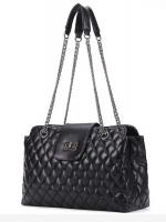 กระเป๋าแฟชั่น Maomaobag - 076 สี Black (FREE จัดส่ง)