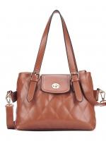 กระเป๋าแฟชั่น Maomaobag - 078 สี Brown (FREE จัดส่ง)