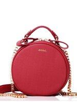 กระเป๋าแฟชั่น Axixi - 224 สี Red (พร้อมส่ง)