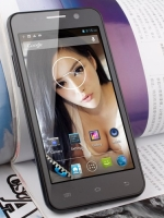 THL W100S สีดำ Quad Core  MTK6582m 1.3 GHZ Android 4.2 1G RAM 4.5 Inch IPS