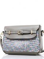 กระเป๋าแฟชั่น Axixi - 193 สี Gray (Free จัดส่ง)