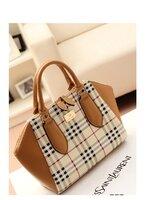 กระเป๋าแฟชั่น XC - 004 สี Brown (FREE จัดส่ง)