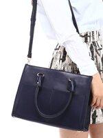กระเป๋าแฟชั่น Axixi - 223 สี Blue (Free จัดส่ง)