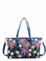 กระเป๋าแฟชั่น Axixi - 155 สี Blue (พร้อมส่ง)
