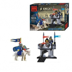 อัศวิน (Knight) E-1015 ตัวต่อเลโก้จีน ชุดอัศวิน
