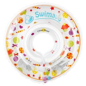 Swimava ห่วงยางคอ BPA Free