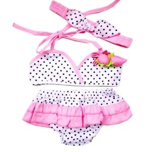 Pinky Swim Suit Size 1