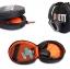 Bubm Hdj500 Onear Headphone Bag Dj กระเป๋าหูฟังออนเอียร์ Headphone Case thumbnail 2