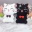 เคสซิลิโคนแมวอ้วน 3D ไอโฟน 7 (4.7 นิ้ว) thumbnail 1