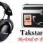 หูฟัง Takstar PRO80 Professional Studio Monitor Headphone พร้อมกระเป๋าแบบหรูหรา thumbnail 2