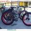 """จักรยานล้อโต TRINX FAT-BIKE """"M516DC"""" 26"""" 27สปีด ดิสน้ำมัน เฟรมอลู ดุมNovatec Bearing 2016 thumbnail 19"""