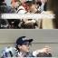 หมวกแฟชั่น EXO BLANK5SPACE สีดำ thumbnail 3