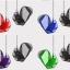 ขาย หูฟัง TTPOD T2 สีม่วงใส สุดยอดหูฟังระดับเทพ 3 driver Hybrid (2BA 1 Dynamic) เสียงดี สายถักไม่พันกัน thumbnail 13