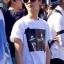 เสื้อยืดแฟชั่น EXO LUHAN WHITE 13 2014 (สีเหลือง) thumbnail 3