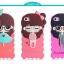 เคสยางซิลิโคน การ์ตูน เด็กผู้หญิง ไอโฟน 4/4s thumbnail 7