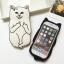 เคสซิลิโคน 3D แมว ไอโฟน 4/4s thumbnail 9