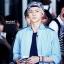 หมวกแฟชั่น EXO SEHUN สีน้ำเงินขาว thumbnail 5
