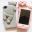 เคสหมี 3D ปีนฝาหลัง ไอโฟน 4/4s thumbnail 3