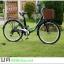"""จักรยานซิตี้ไบค์ FINN """" SMART USA"""" ล้อ 26 นิ้ว 7 สปีด ชิมาโน่เฟรมเหล็ก พร้อมตะกร้า thumbnail 17"""
