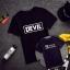 เสื้อยืด SJ SUPER JUNIOR Devil สีดำ thumbnail 1