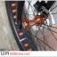 """จักรยานล้อโต FATBIKE """" TEAM"""" 4.9 ดุมแบร์ริ่ง ,16 สปีด ดิสน้ำมัน 2016 thumbnail 6"""