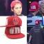 หมวกแฟชั่น EXO LUHAN สีแดง thumbnail 1